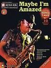 Jazz Play-Along: Maybe I'm Amazed: Volume 97 by Hal Leonard Corporation (Paperback, 2010)
