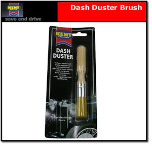 kent car valeting interior dash duster detailing brush q4338 ebay. Black Bedroom Furniture Sets. Home Design Ideas