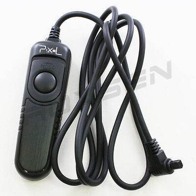 Pixel RC-201 Remote Shutter Release for Canon RS-80N3 EOS 1D 1Ds 5D II III 50D