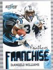 2010 Score Franchise DeAngelo Williams Carolina Panthers #6 Football Card
