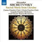 Alexander Shchetynsky - : Sacred Music from Ukraine (2011)
