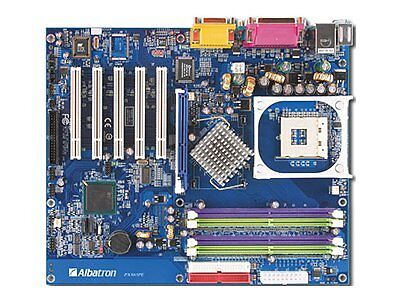 ALBATRON PX865PE LITE PRO INTEL CHIPSET TREIBER WINDOWS 10