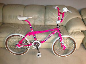 1987-GT-Pro-Freestyle-Tour-Team-Model-PFTTM-Day-Glow-Pink-Power-Series-Cranks-87
