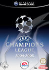 UEFA Champions League 2004/2005 (Nintendo GameCube, 2005, DVD-Box)