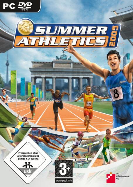 Summer Athletics 2009 (PC, 2009, DVD-Box)