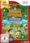 Animal Crossing: Let's Go to the City -- Nintendo Selects (Nintendo Wii, 2011, DVD-Box)