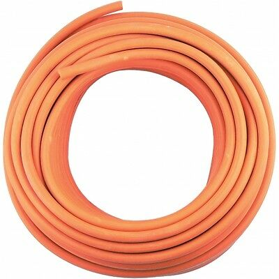 8MM ORANGE GHL PROPANE BUTANE LPG CALOR GAS RUBBER HOSE PIPE MOTORHOME CARAVAN