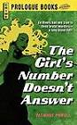 The Girl's Number Doesn't Answer by Talmage Powell (Paperback / softback, 2012)