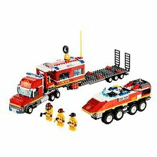 LEGO City Fire Transporter (4430)