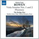 York Bowen - : Viola Sonatas Nos. 1 & 2 (2011)