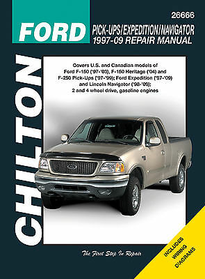 Chilton Books 26666 Repair Manual