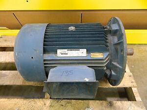 Gec Alpak Fe4105s701 1 10hp 10 Hp Electric Motor 470v