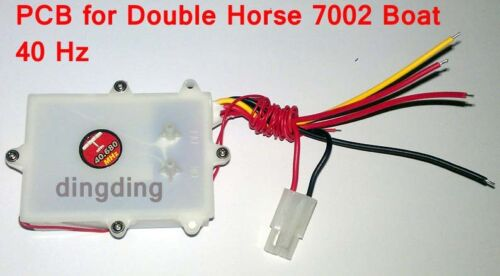 Remote Radio Control RC Boat Double Horse 7002 boat circuit board PCB UK