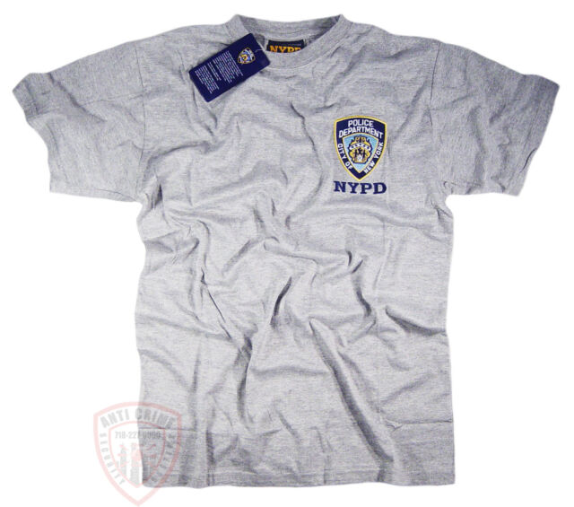 NYPD Shirt T-Shirt Police Badge Patch Blue DVD Hat Cap Diecast Jacket Uniform