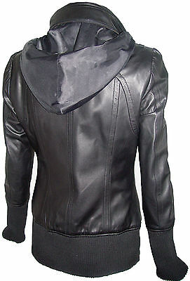Woman Tall & All Size  4021 Luxury Best Cute Leather Jackets Fashion Leather