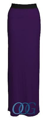 Jupe Femme Gitane Longue Maxi Femme Jersey Couleur Au Choix