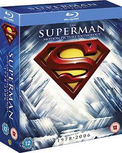 SUPERMAN-MOTION-PICTURE-ANTHOLOGY-5-MOVIE-REGION-FREE-BLU-RAY-DISC-BOX-SET-NEW