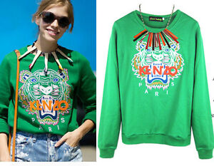 HOT-SELLING-2013-NEW-ARRIVAL-FASHION-TIGER-HEAD-embroidery-Fleeces-t-SHIRT-Top