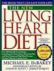 The New Living Heart Diet by Suzanne Jaax, Antonio M. Gotto Jr, John P. Foreyt, Lynne W. Scott, Mary McMann (Paperback, 1996)