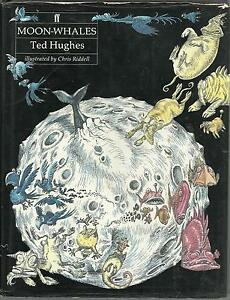 Ted-Hughes-Moon-Whales-hbdw-illustrated-by-Chris-Riddell-Poetry