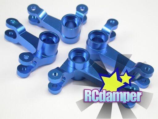 ALUMINUM FRONT & REAR ROCKER DAMPER/SHOCK ARM B TRAXXAS 1/10 REVO 2.5 3.3 E-REVO