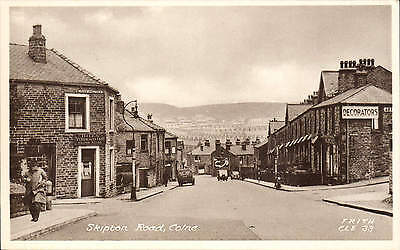 Colne. Skipton Road by Frith # CLE 33.
