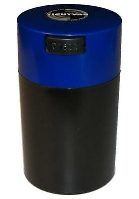 .57 Liter TightVac Airtight Smell Proof Vacuum Sealed Container Blue