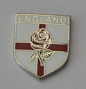England-Rose-on-George-Cross-Shield-Quality-Enamel-Lapel-Pin-Badge