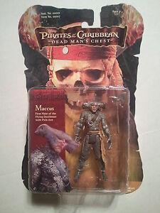 Pirates-of-the-Caribbean-Maccus-17-3-75-034-Action-Figure-Dead-Man-039-s-Chest-Disney