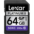 Lexar SDHC 64 GB Memory Card