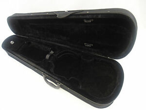 4-4-Triangle-Shape-Violin-Case-VC300BK-Free-one-set-string