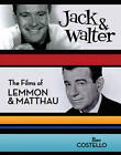 Jack & Walter: The Films of Lemmon & Matthau by Ben Costello (Paperback, 2009)