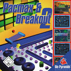 PacMax & Breakout 2 (PC, 2005, Jewelcase)