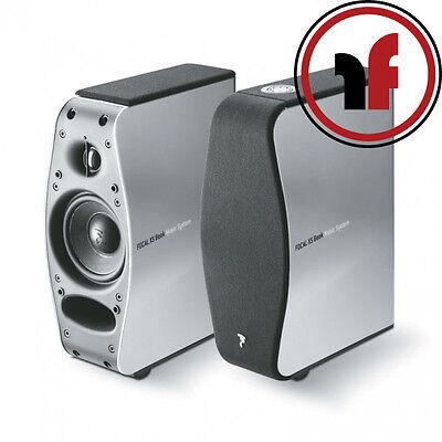 NEW Focal XS Book Multi Media Computer Speaker System JMlabs