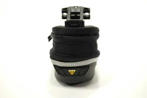 Topeak Wedge Pack II with F25 Fixer and Rain Cover,Medium Bicycle Bike Seat Bag