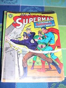 SUPERMAN-EDIZIONE-MONDADORI-590-19-11-1967-raro-SW13