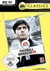 Fußball Manager 09 (PC, 2009, DVD-Box)