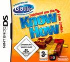 Know-How: Spielend um die Ecke denken (Nintendo DS, 2009)