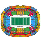 Atlanta Falcons vs IN PROGRESS - Carolina Panthers Tickets 12/29/13 (Atlanta)