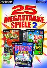 25 megastarke Spiele 2 (PC, 2004, DVD-Box)