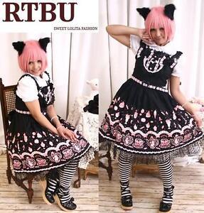 Sweet-Princess-Lolita-Garden-Tea-Party-Cup-Desert-Dress