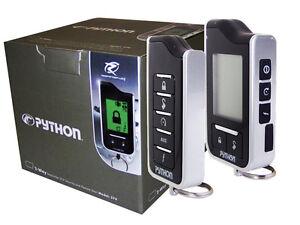 Python 574 Car Remote Start   Security   Keyless Entry 2