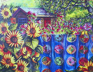PUZZLE.....JIGSAW...PHALEN...The Potting Shed...Large Pieces..27x25...1000 Pc