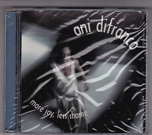 Ani-Difranco-More-Joy-Less-Shame-CD-New-Sealed-Righteous-Babe-RBR010D