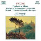 Gabriel Faure - Fauré: Orchestral Music (1998)