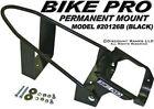 Pro Bike Gear BIKE PRO Motorcycle Wheel Chocks - Black Permanent Chock - 20126B