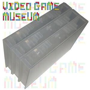 3x-Universal-Game-Case-for-Retro-Video-Games-SNES-N64-Sega-Genesis-CD-Saturn