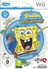 SpongeBob Schwammkopf: Verflixt und zugemalt (Nintendo Wii, 2011, DVD-Box)