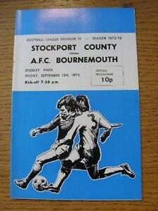 12091975 Stockport County v Bournemouth  Team Changes Item In very good con - Birmingham, United Kingdom - 12091975 Stockport County v Bournemouth  Team Changes Item In very good con - Birmingham, United Kingdom