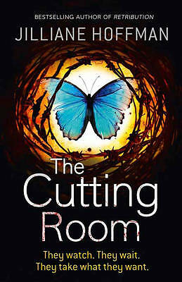 """AS NEW"" Hoffman, Jilliane, The Cutting Room Book"